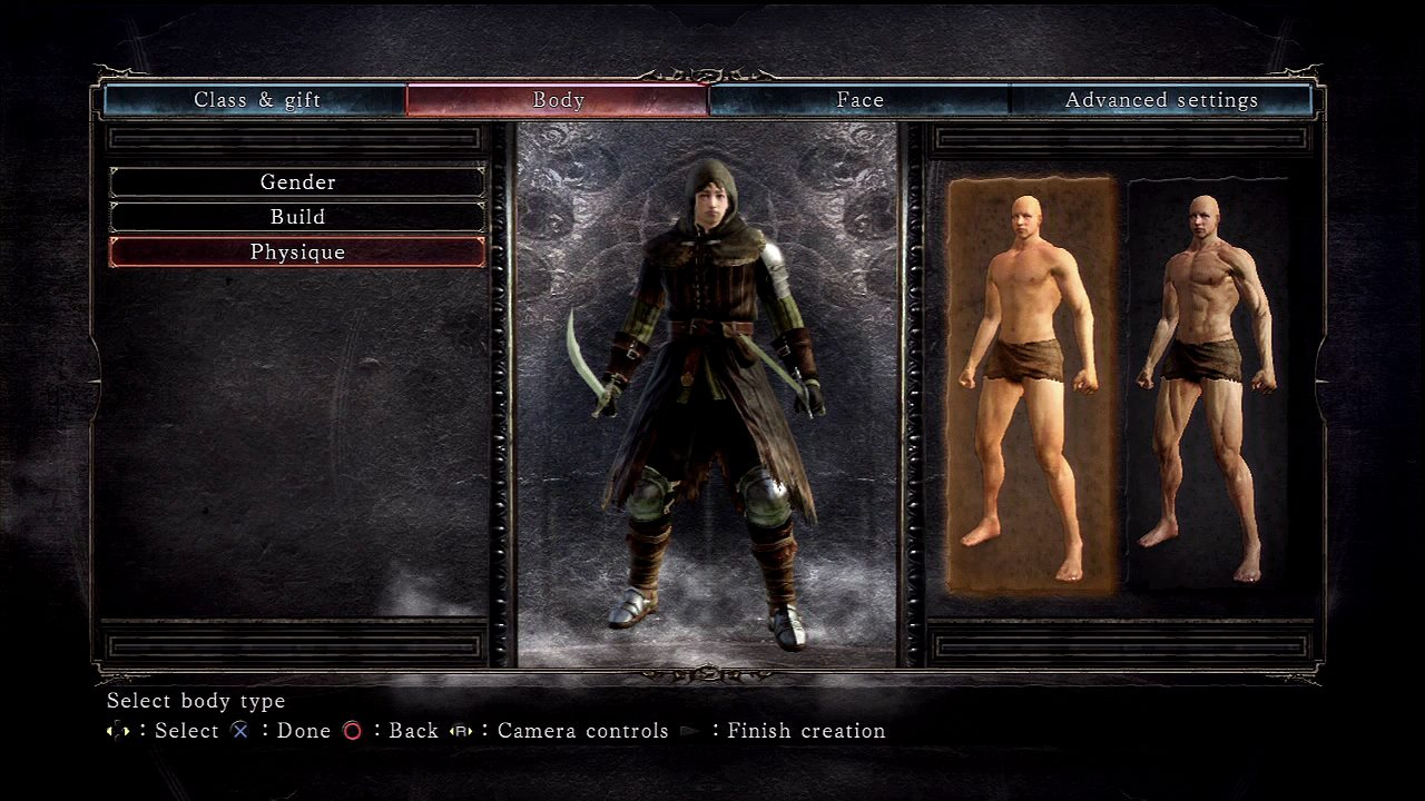 Dark Souls 2 - Character Development, Tattoos and Eyliner ...